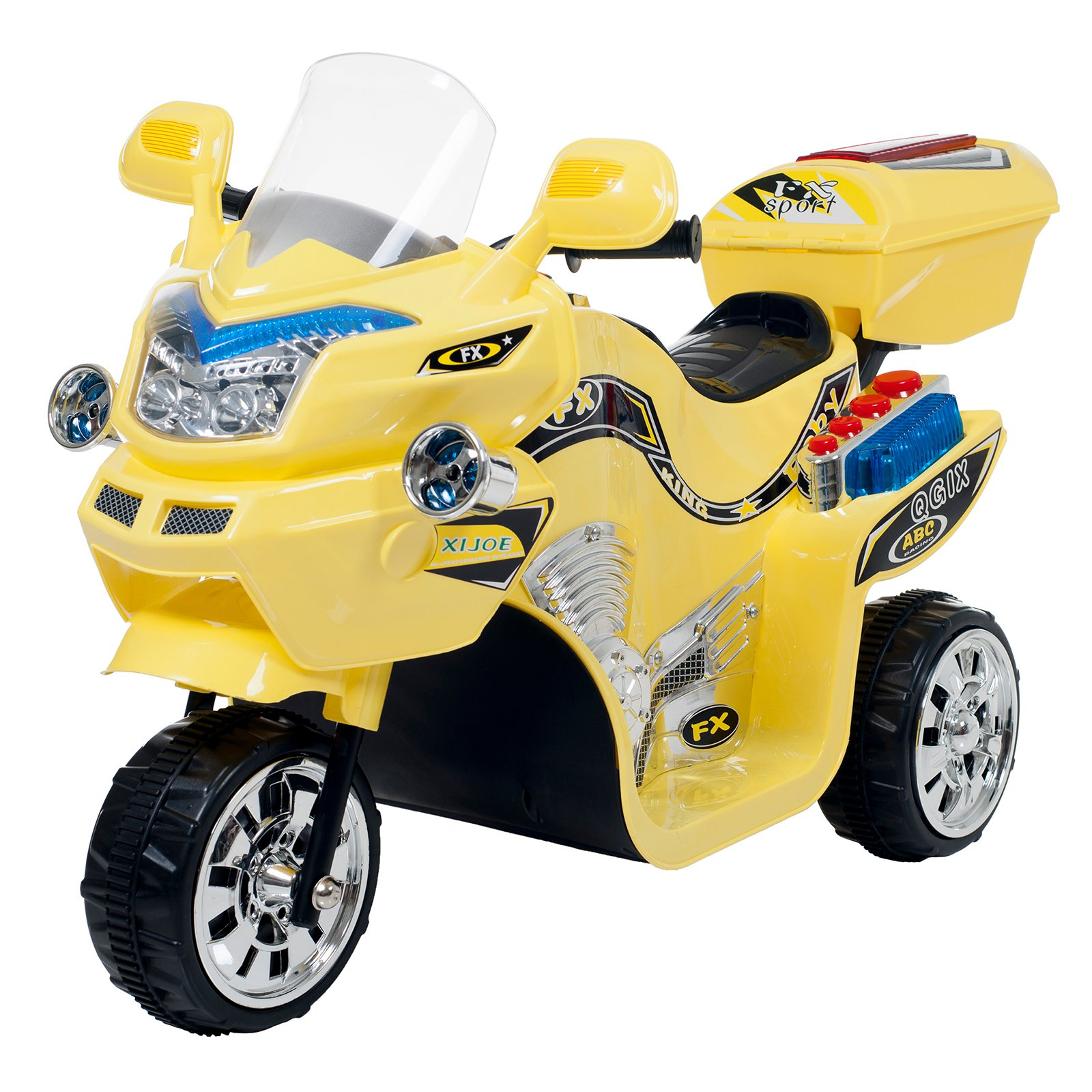 Lil Rider 3 Wheel FX Sport Bike Battery Powered Riding Toy