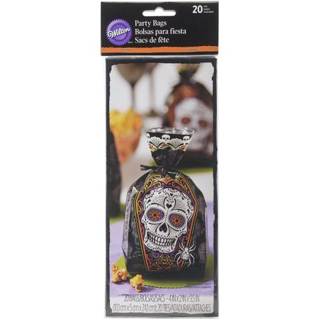 Wilton Deadly Soiree Standard Bag - Halloween Soiree