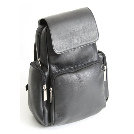 Colombian Leather (Colombian Vaquetta Leather Knapsack Backpack )