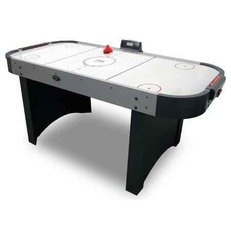 Goal Flex 6' Turbo Hockey Table With Electronic Scorer ()