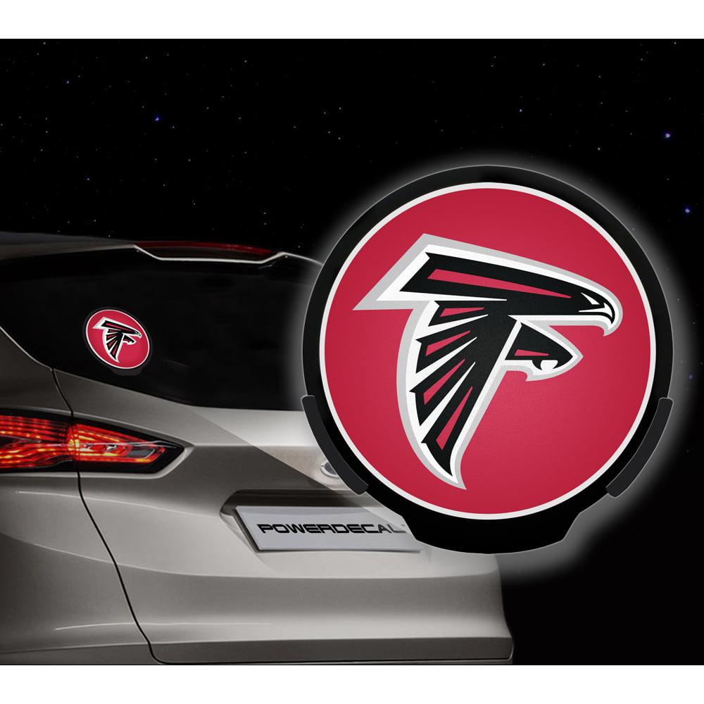 Atlanta Falcons NFL Power Decal