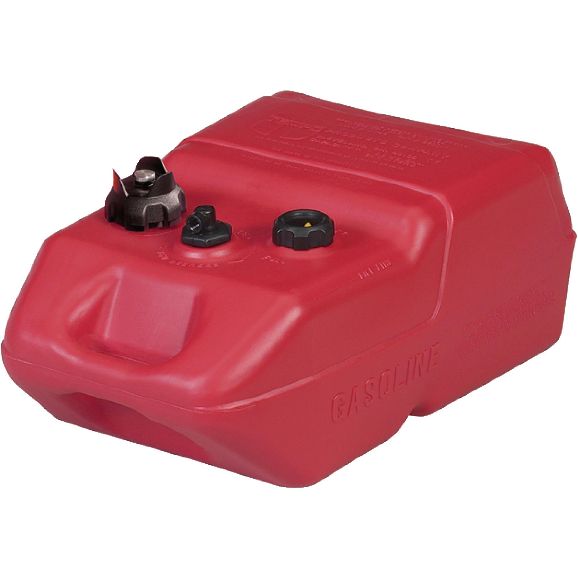 Moeller Low Perm Certified Fuel Tank, 6 Gallon