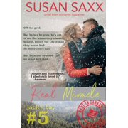 Real Miracle (Book 5, The Real Men Series) - eBook
