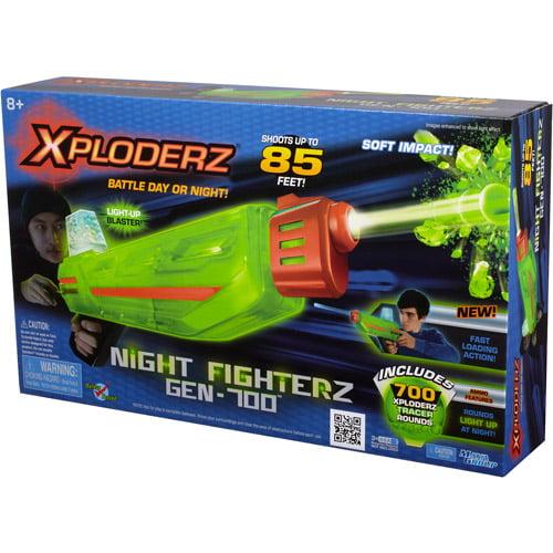 Xploderz Night Fighterz Gen 700