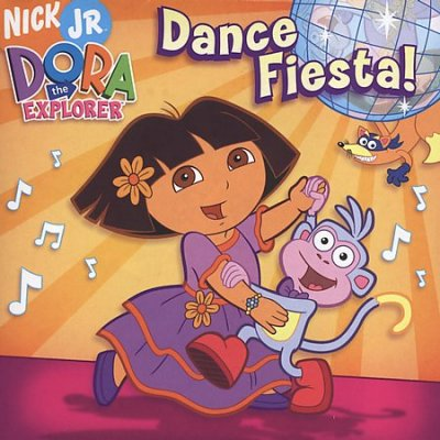 DORA THE EXPLORER DANCE FIESTA