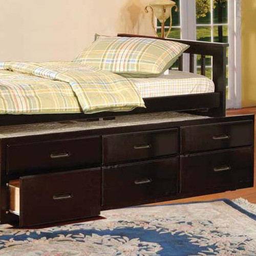 Darby Home Co Woodhaven Day Bed with Trundle by