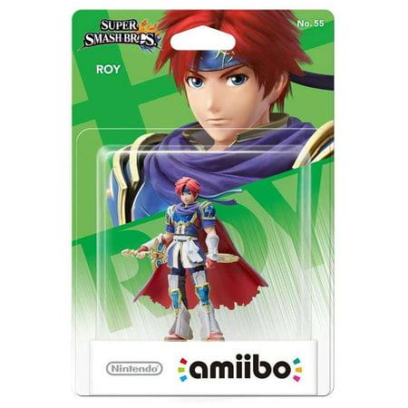 Roy Super Smash Bros. Series Nintendo amiibo