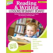 Reading & Writing Lessons for the Smart Board, Grades K-1