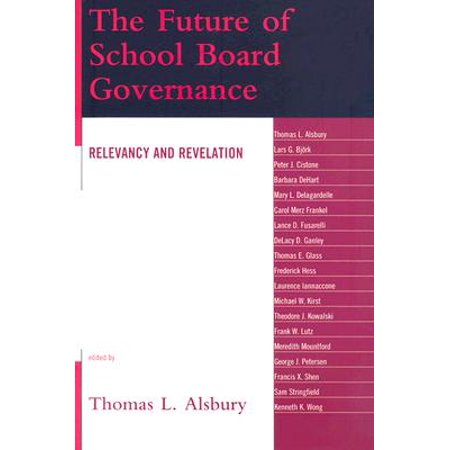 Jib Board (The Future of School Board Governance: Relevancy and Revelation )