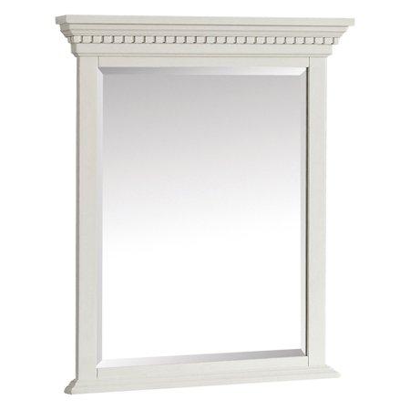 Azzuri Hastings Bathroom Mirror -24W x 32H (Hastings Wind)