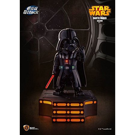 "Beast Kingdom Egg Attack Darth Vader ""Star Wars Episode V"" Action Figure"