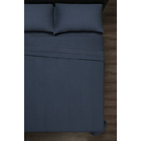 Mainstays Full or Queen Jersey Comforter, 1 Each