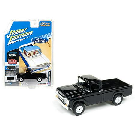 1996 Ford F250 Pickup Truck - 1959 Ford F-250 Pickup Truck Black