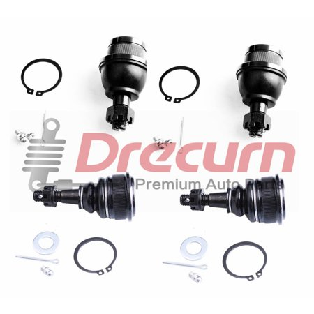 4Pcs Ball Joints For 2002 - 2005 Ford Explorer Mercury Mountaineer K80008 K8695 2002 Mercury Mountaineer Manual