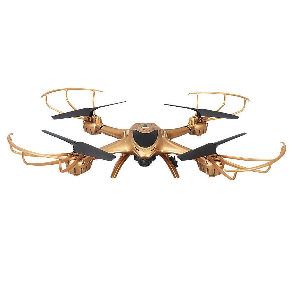 MJX X401H FPV Quadcopter Drone with Altitude-Hold EASY TO FLY RC Real Time Transmission HD Camera RTF Explorer... by