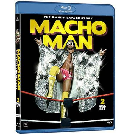 Wwe  Macho Man   The Randy Savage Story  Blu Ray