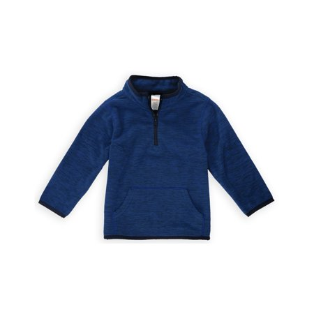 Gymboree Boys Space Dyed Fleece Sweatshirt