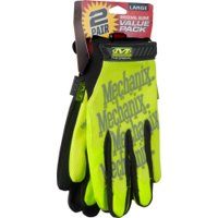 SMG-55-009 Hi-Viz Yellow Safety Original? Glove With Free Covert FastFit, Size M