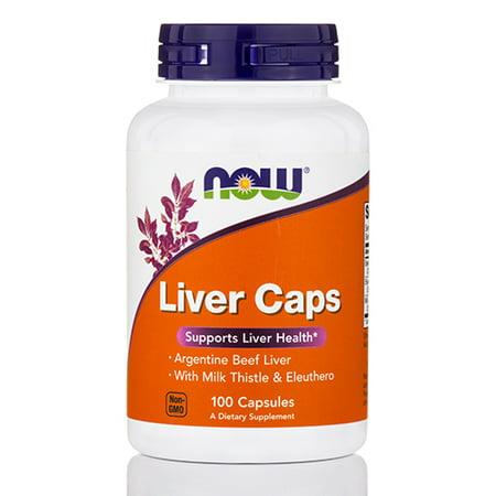 - Liver Caps 100 Capsules