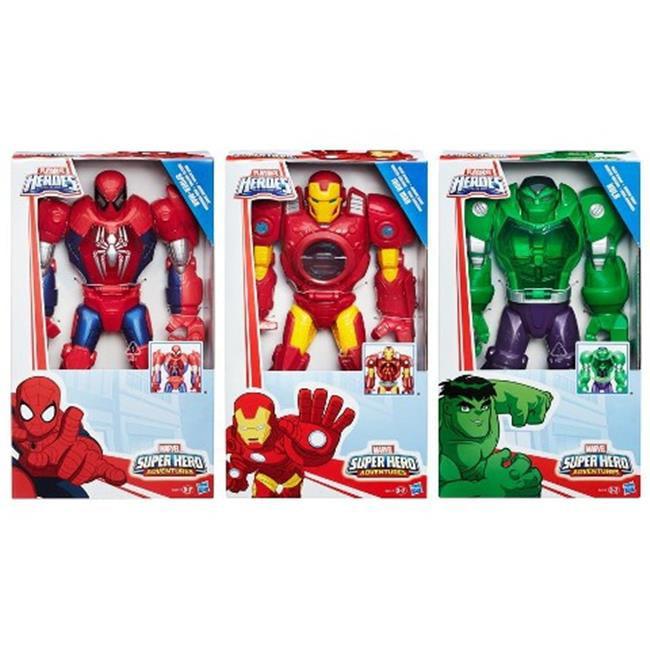 Hasbro Marvel Super Hero Adventures Epic Mini-Figures Wave 2