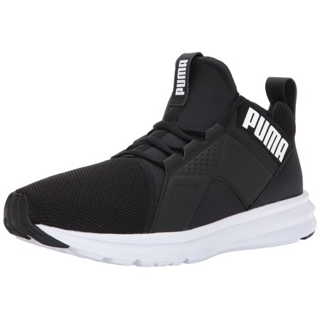 f1eb3bb5d7cfa1 PUMA - PUMA 190015-02   Men s Enzo Mesh Sneaker Puma Black Puma White (9  D(M) US Men