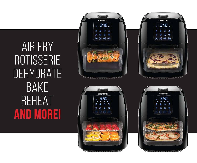 J Fryer Air SenseTouch Fry 2,6 Liter Digital