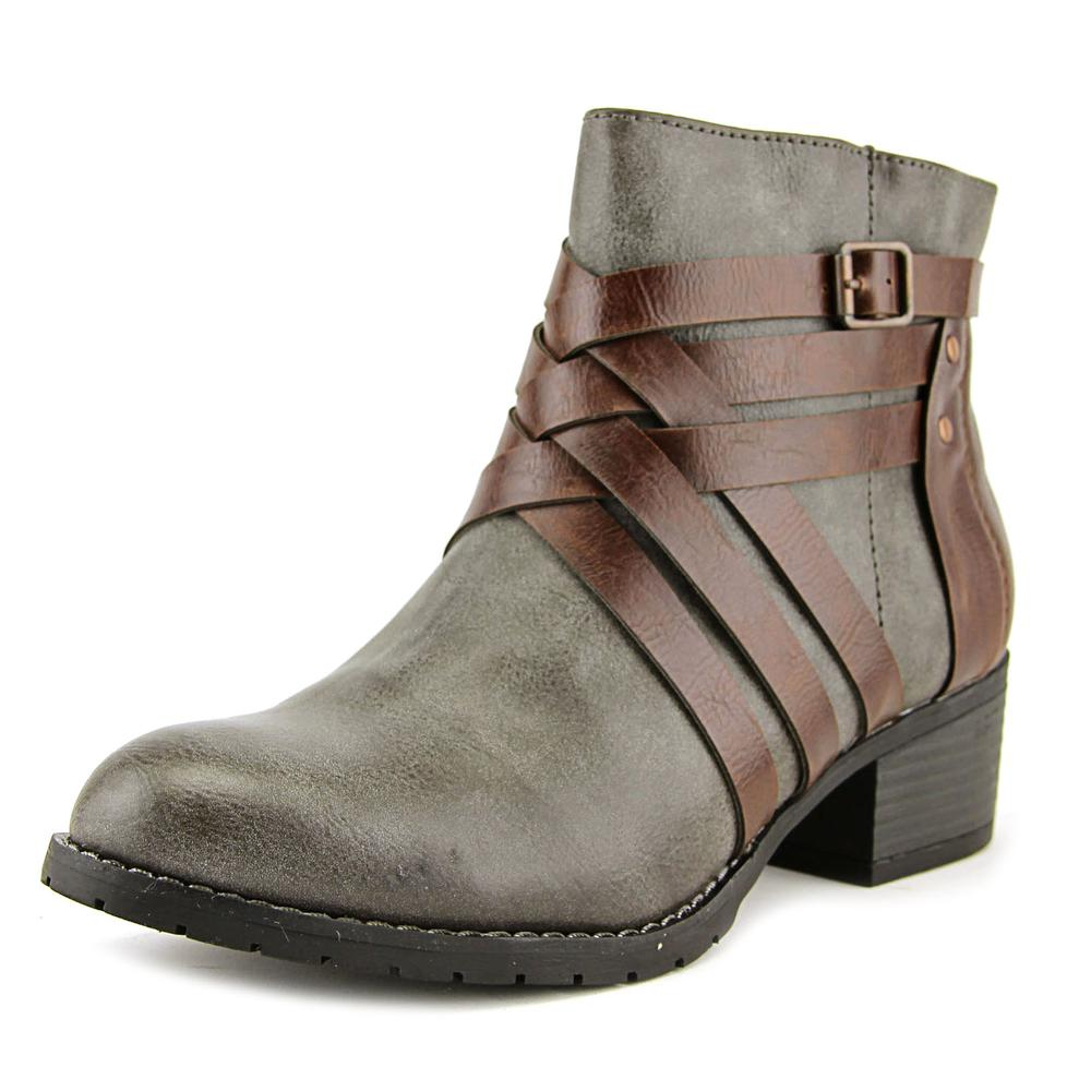 Click here to buy Eurosoft by Sofft Merced Women Round Toe Synthetic Gray Ankle Boot by Eurosoft by Sofft.