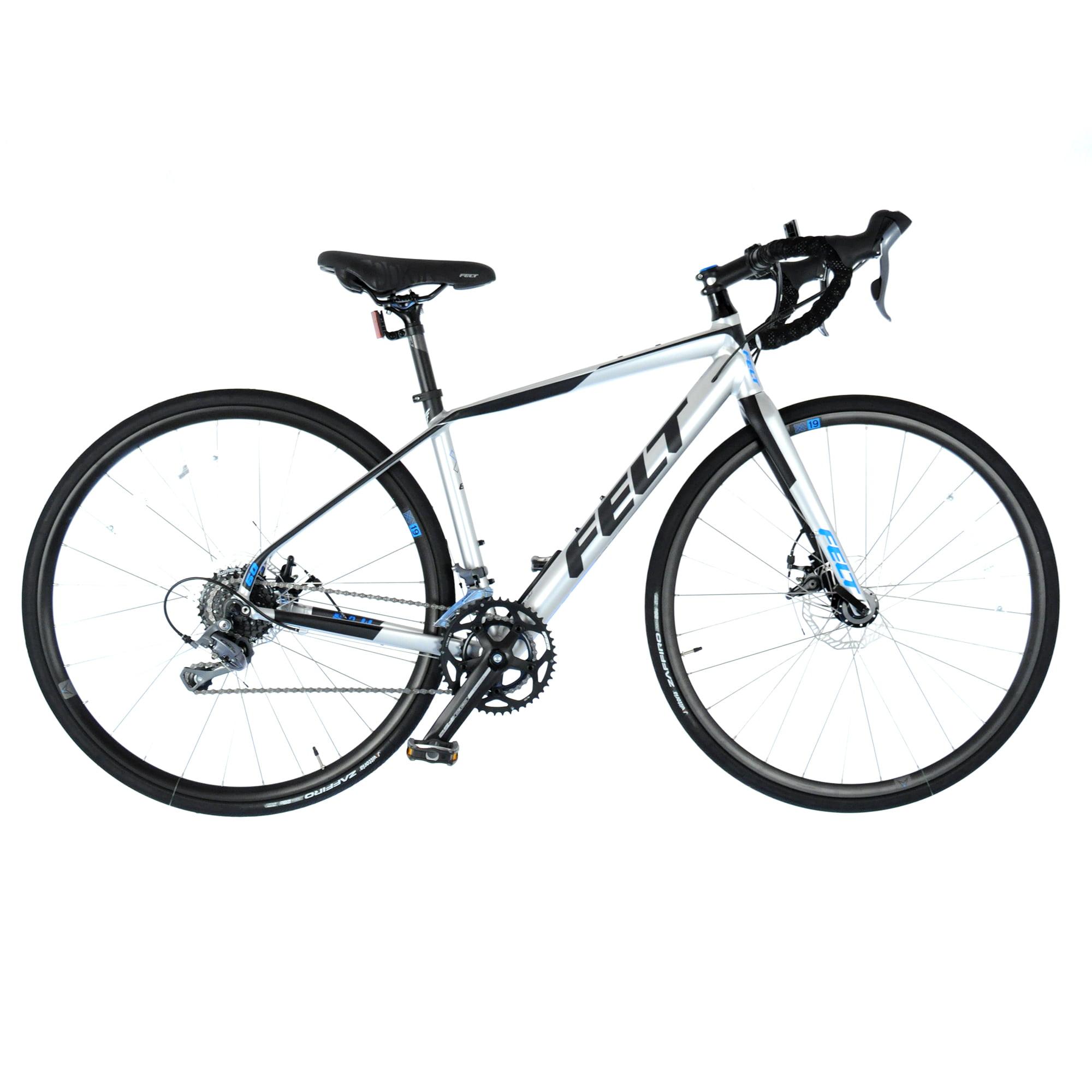 2017 Felt VR60 Disc Road Bike w/ Carbon Fork Shimano Claris 8 Speed // 47cm