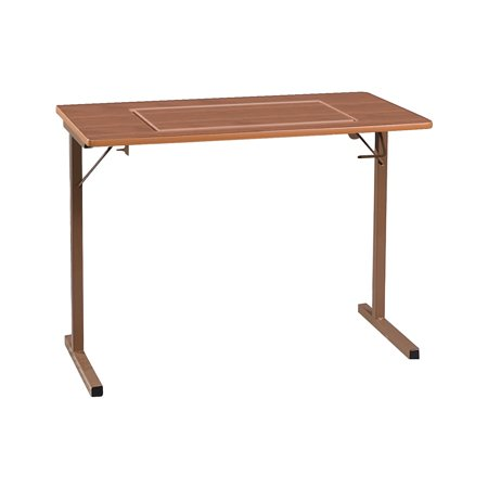 Model 299 portable sewing table quick lift portable sewing table 24 model 299 portable sewing table quick lift portable sewing table 24 x 125 opening rustic watchthetrailerfo