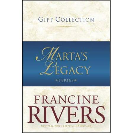 Marta's Legacy Gift - Legacy Gift