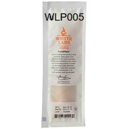 (WLP005 White Labs British Ale Liquid Yeast)