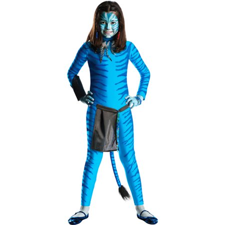 Avatar Neytiri Child Halloween Costume](Plus Size Avatar Costume)