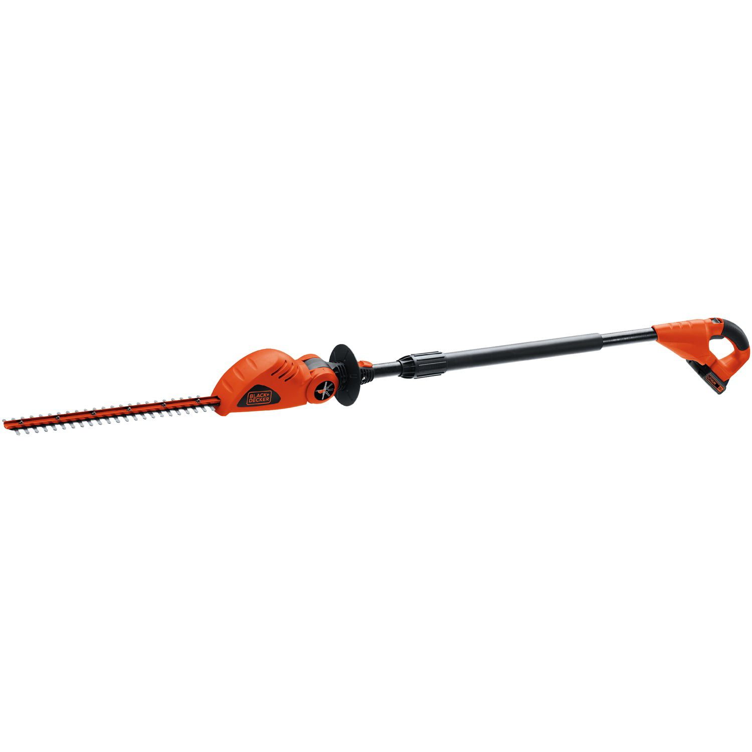 """Black & Decker LPHT120 20V MAX Lithium-Ion 18"""" Cordless Pole Hedge Trimmer by Hedge Trimmers"""