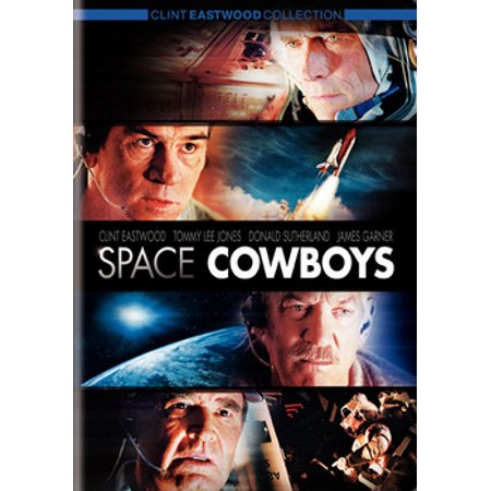 - Space Cowboys (DVD)