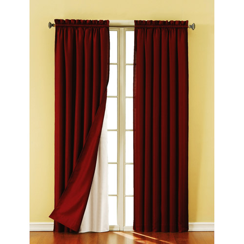 Nice Eclipse Blackout Thermaliner Curtain Panels, Set Of 2