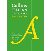 Collins Italian Dictionary: Pocket Edition