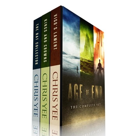 End Link Complete Set - Age of End: The Complete Set - eBook