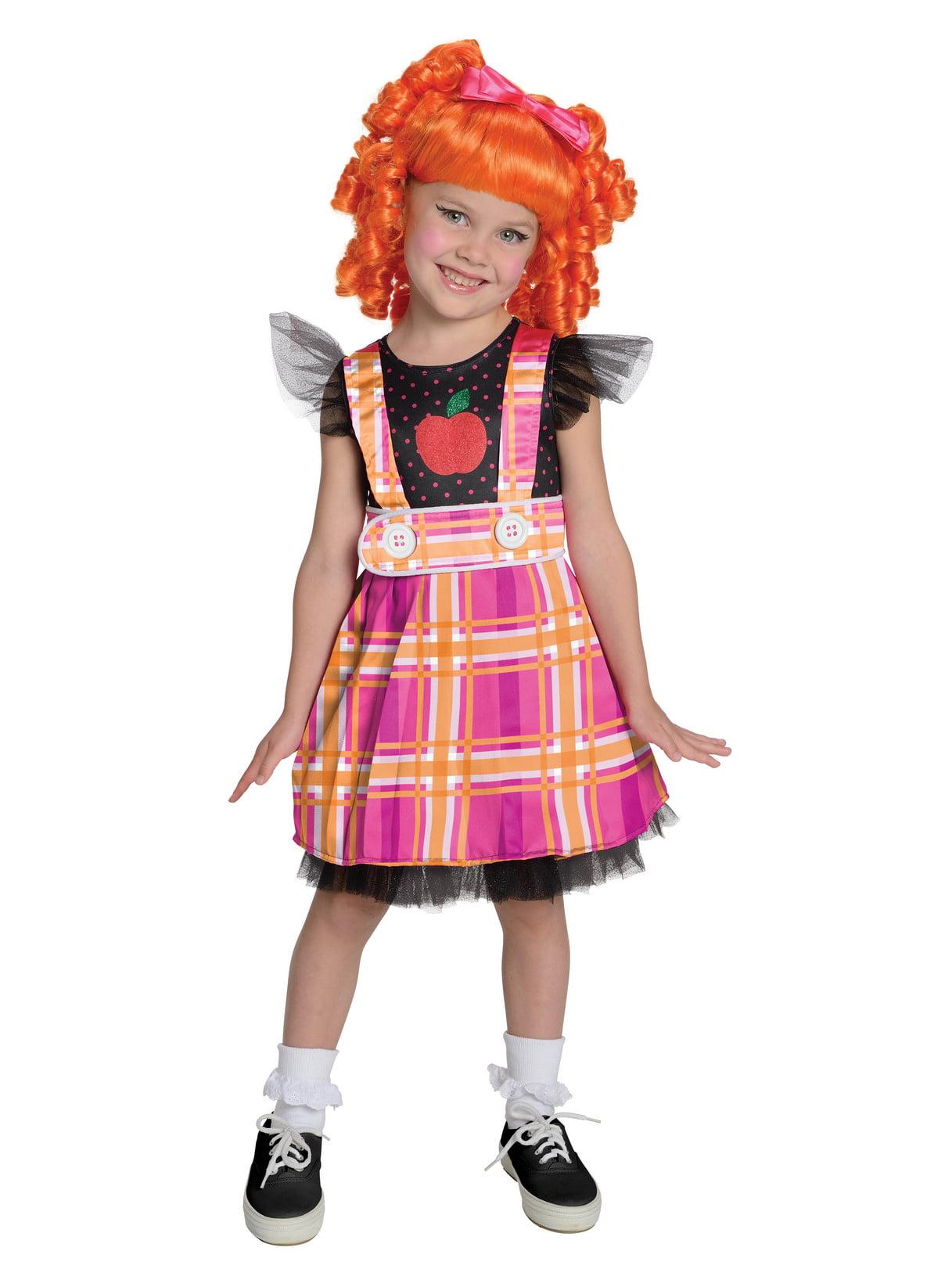 Spot Splatter Splash Lalaloopsy Artist Fancy Dress Up Halloween Child Costume
