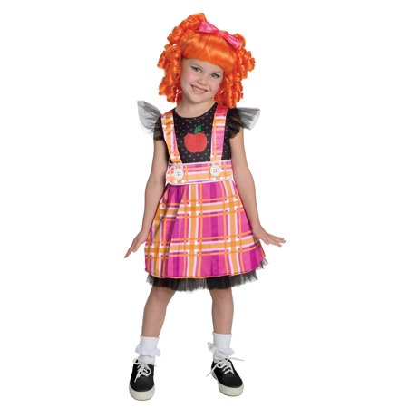 Deluxe Child Bea Spells A Lot Lalaloopsy Costume - Size - Lotr Costume