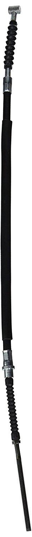 BLACK VINYL FOOT BRAKE CABLE