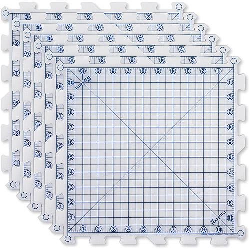 """Cottage Mills Puzzle Mat Set: 24"""" x 36"""""""
