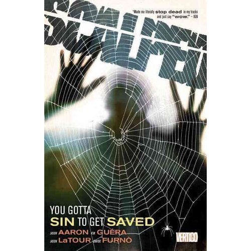 Scalped 8: You Gotta Sin to Get Saved