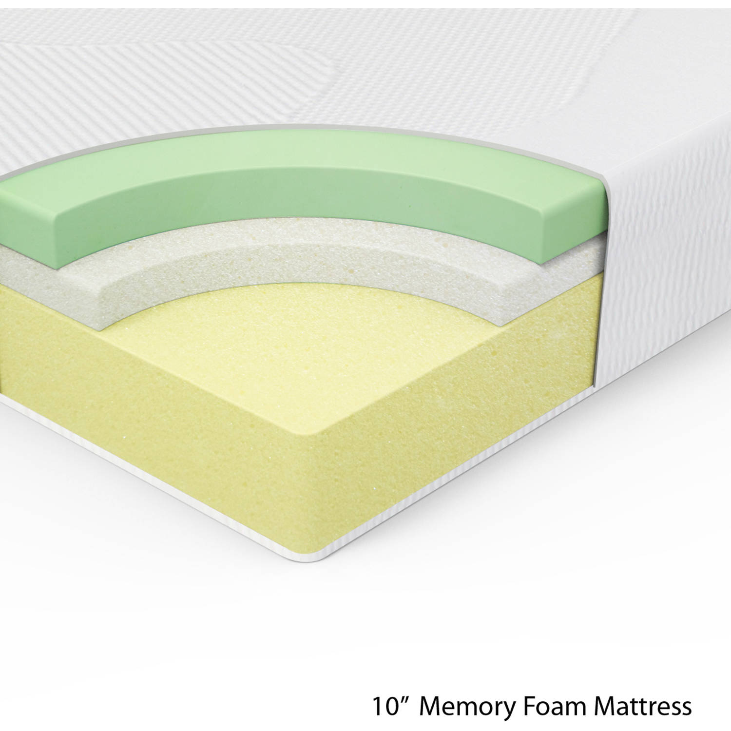cheap hughes tj image mattress foam off memory