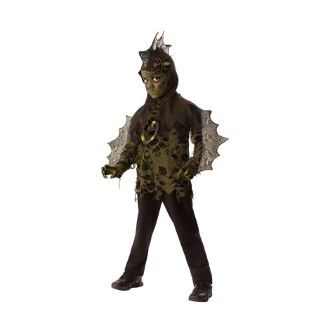 Swamp Boy Costume](Halloween Swamp)