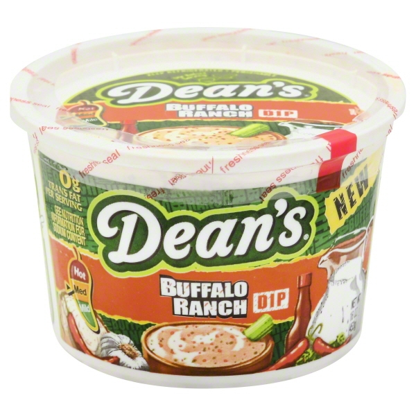 Dean's® Buffalo Ranch Dip 16 oz. Tub