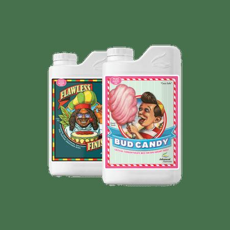 Image of Advanced Nutrients Bud Taste & Terpene Enhancer Tribe (Bud Candy & Flawless Finish) (500ml)