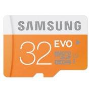Samsung Evo 32GB Micro SDHC MicroSD Memory Card High Speed Class 10 L9V for Samsung Galaxy J3 J5 J7, Note 3 4 Edge, S5 S7 Edge S8 S8+, Tab 4 NOOK 10.1 (SM-T530) 7.0 (SM-T230) E NOOK 9.6 (SM-T560)