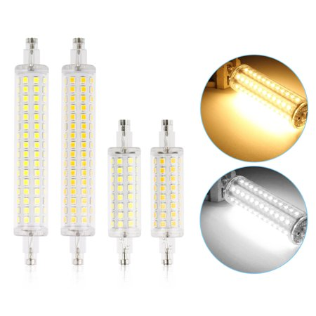 R7s Base General Light Bulb - LED Flood Light R7S 78mm 118mm Bulb 12W 16W 2835 SMD Replacement Halogen Lamps