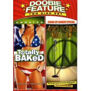 Doobie Feature: Totally Baked / 420 Hour Stand-Up (DVD)