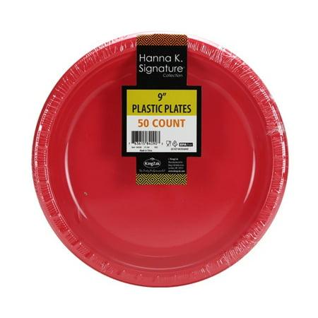 Costco Plastic Plates (Hanna K, Plastic Party Plate, 9